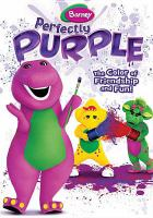 Cover image for Barney. Perfectly purple