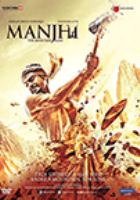 Cover image for Manjhi : the mountain man