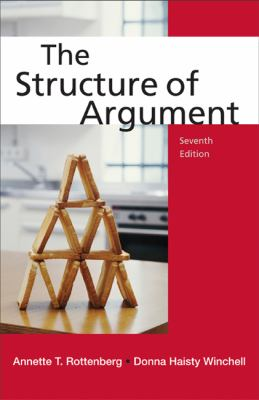 Cover image for Structure of argument