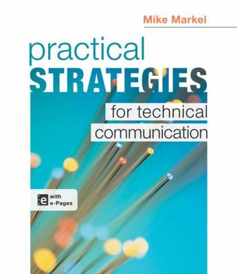 Cover image for Practical strategies for technical communication