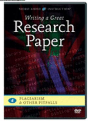 Cover image for Writing a great research paper. 4, Plagiarism & other pitfalls