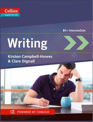 Cover image for Writing