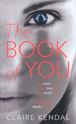 Cover image for The book of you