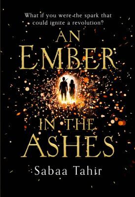 Cover image for An ember in the ashes