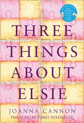 Cover image for Three things about Elsie