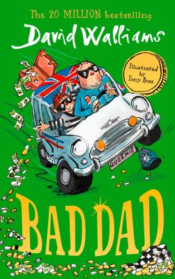 Cover image for Bad dad