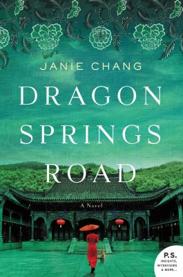 Cover image for Dragon Springs Road