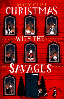 Cover image for Christmas with the Savages