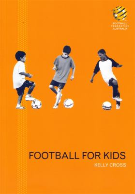 Cover image for Football for kids
