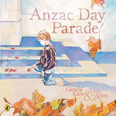 Cover image for Anzac Day parade
