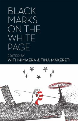 Cover image for Black marks on the white page