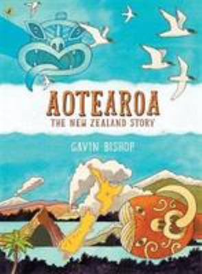 Cover image for Aotearoa : the New Zealand story
