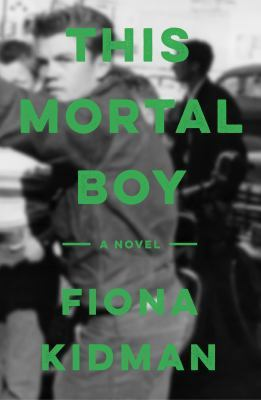 Cover image for This mortal boy