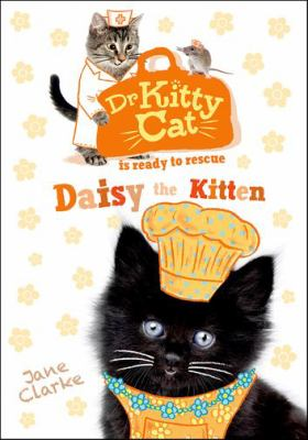 Cover image for Daisy the kitten