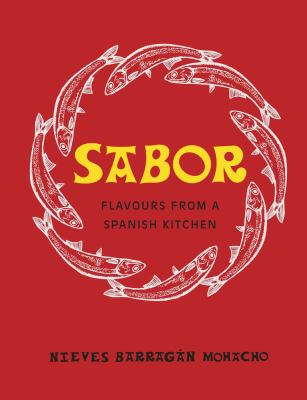 Cover image for Sabor : flavours from a Spanish kitchen