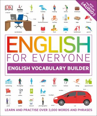 Cover image for English for everyone. English vocabulary builder