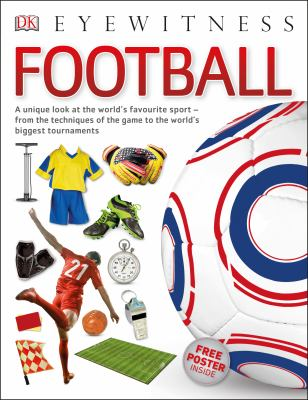 Cover image for Eyewitness football