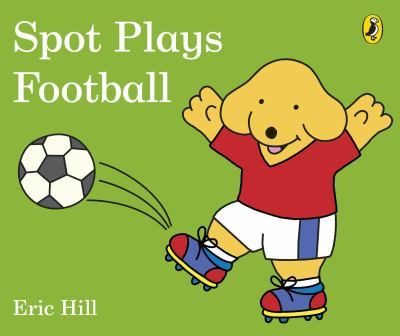 Cover image for Spot plays football