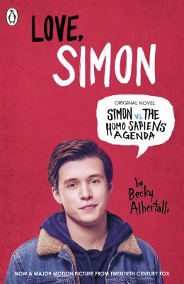 Cover image for Love, Simon