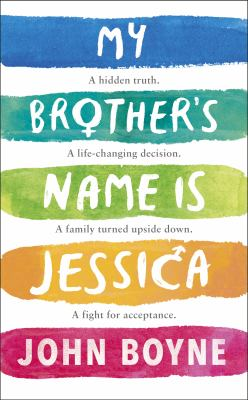Cover image for My Brother's Name is Jessica