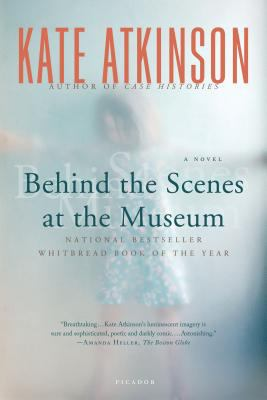 Cover image for Behind the scenes at the museum