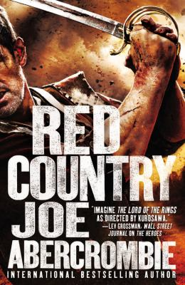Cover image for Red country