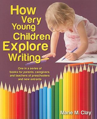 Cover image for How very young children explore writing