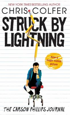 Cover image for Struck by lightning : the Carson Phillips journal
