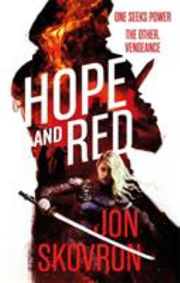 Cover image for Hope and Red