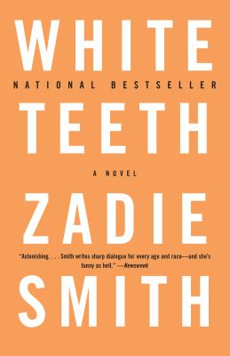 Cover image for White teeth : a novel