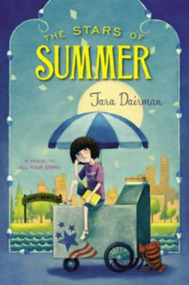 Cover image for The stars of summer