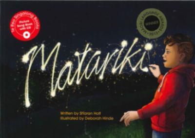 Cover image for Matariki [kit (book and CD)]