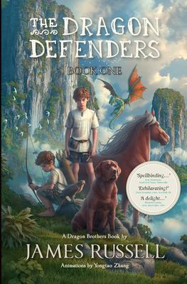 Cover image for The dragon defenders