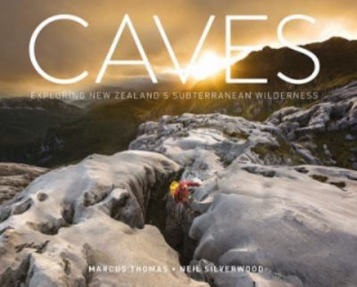 Cover image for Caves : exploring New Zealand's subterranean wilderness