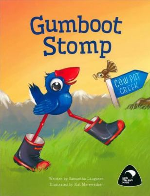 Cover image for Gumboot stomp