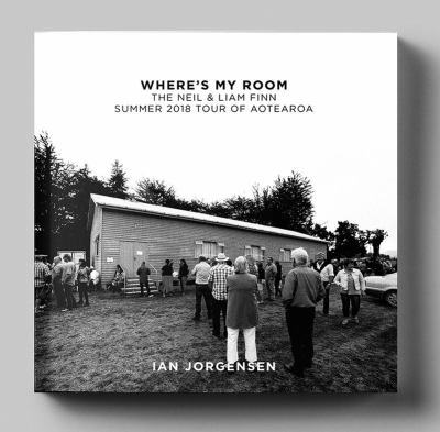 Cover image for Where's my room : the Neil & Liam Finn summer 2018 tour of Aotearoa