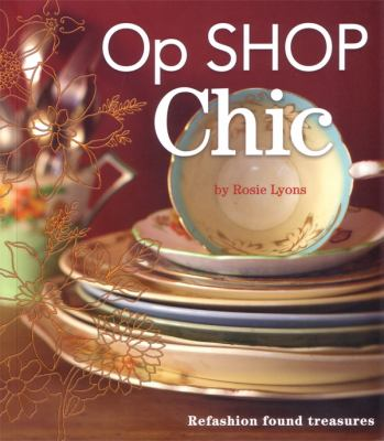 Cover image for Op shop chic