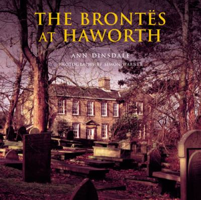 Cover image for The Brontës at Haworth