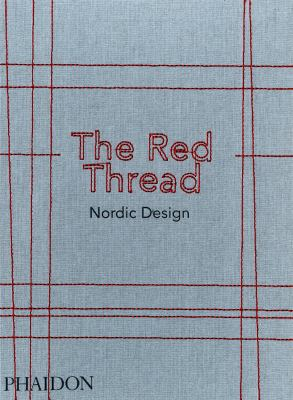 Cover image for The red thread : Nordic design