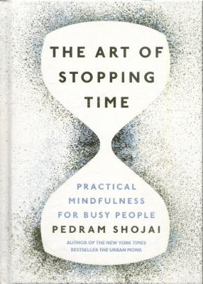 Cover image for The art of stopping time
