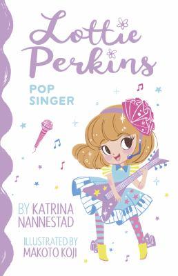 Cover image for Lottie Perkins, pop singer
