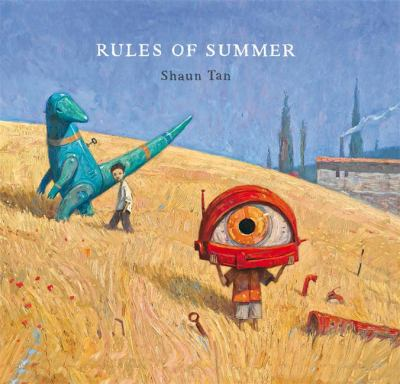Cover image for Rules of summer