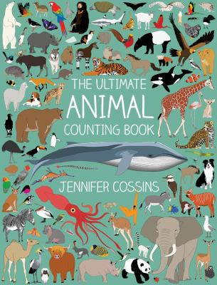 Cover image for The ultimate animal counting book