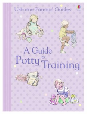 Cover image for A guide to potty training