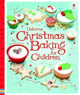 Cover image for Christmas baking for children