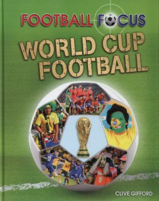 Cover image for World Cup football