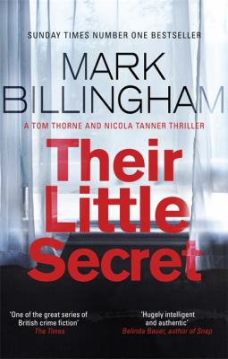 Cover image for Their little secret