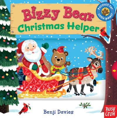 Cover image for Bizzy Bear : Christmas helper