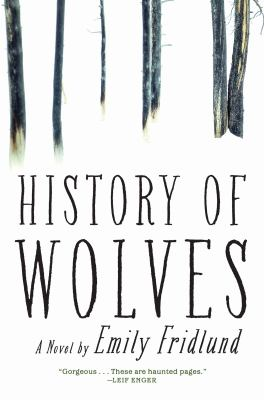 Cover image for History of wolves : a novel
