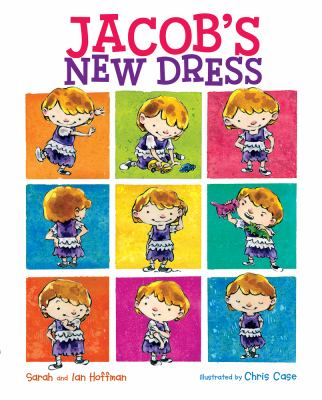 Cover image for Jacob's new dress